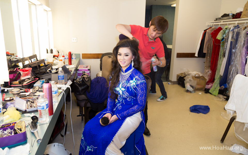 Miss Vietnam of Northern California 2014 - Hoa Hau Ao Dai Bac Cali 2014 - Behind the Scenes - Image 224