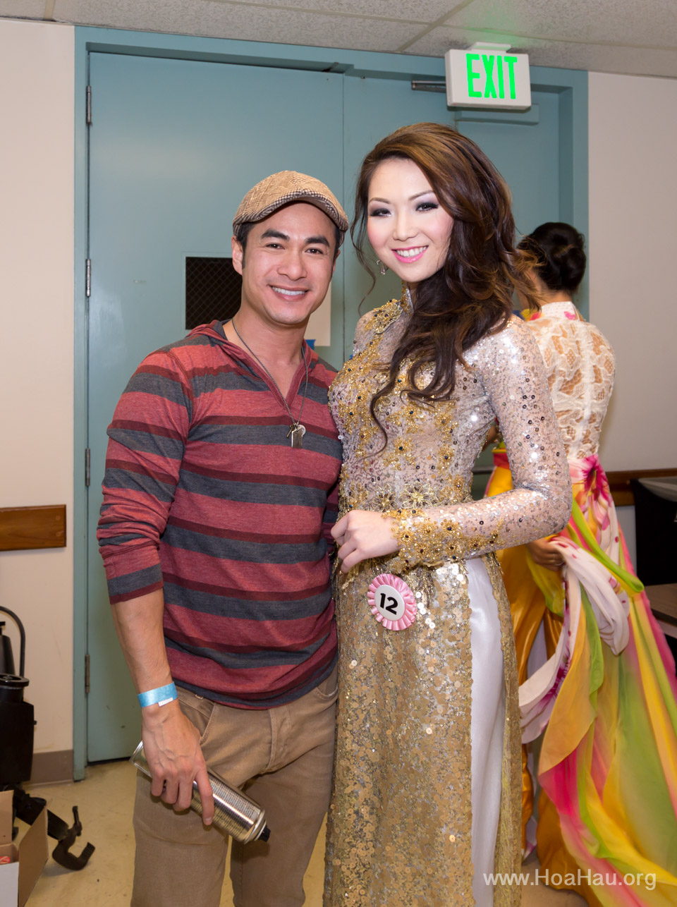 Miss Vietnam of Northern California 2014 - Hoa Hau Ao Dai Bac Cali 2014 - Behind the Scenes - Image 228
