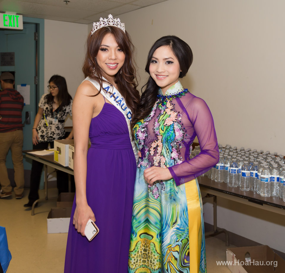Miss Vietnam of Northern California 2014 - Hoa Hau Ao Dai Bac Cali 2014 - Behind the Scenes - Image 229