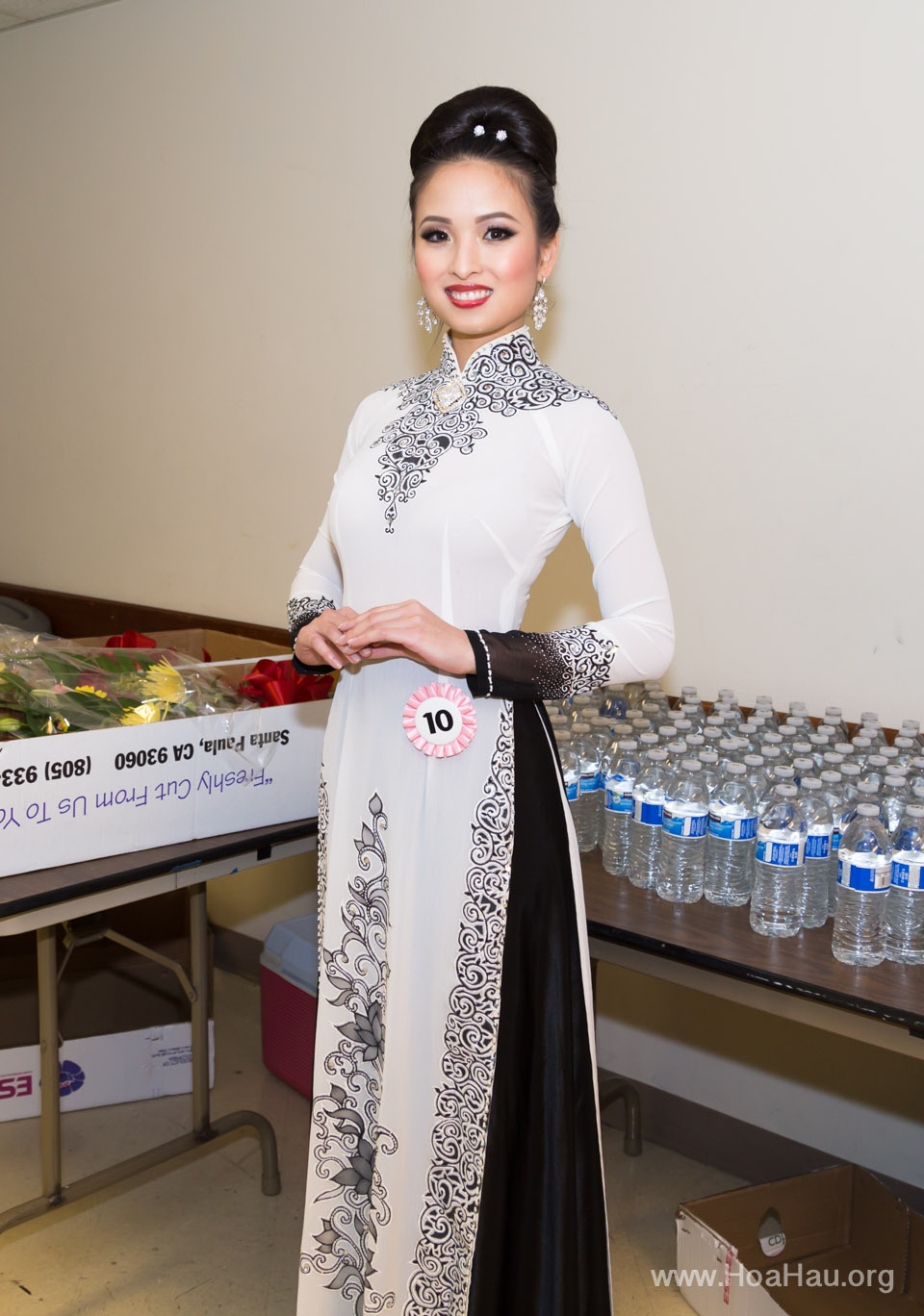 Miss Vietnam of Northern California 2014 - Hoa Hau Ao Dai Bac Cali 2014 - Behind the Scenes - Image 230