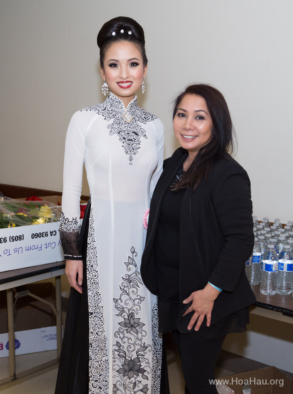 Miss Vietnam of Northern California 2014 - Hoa Hau Ao Dai Bac Cali 2014 - Behind the Scenes - Image 231