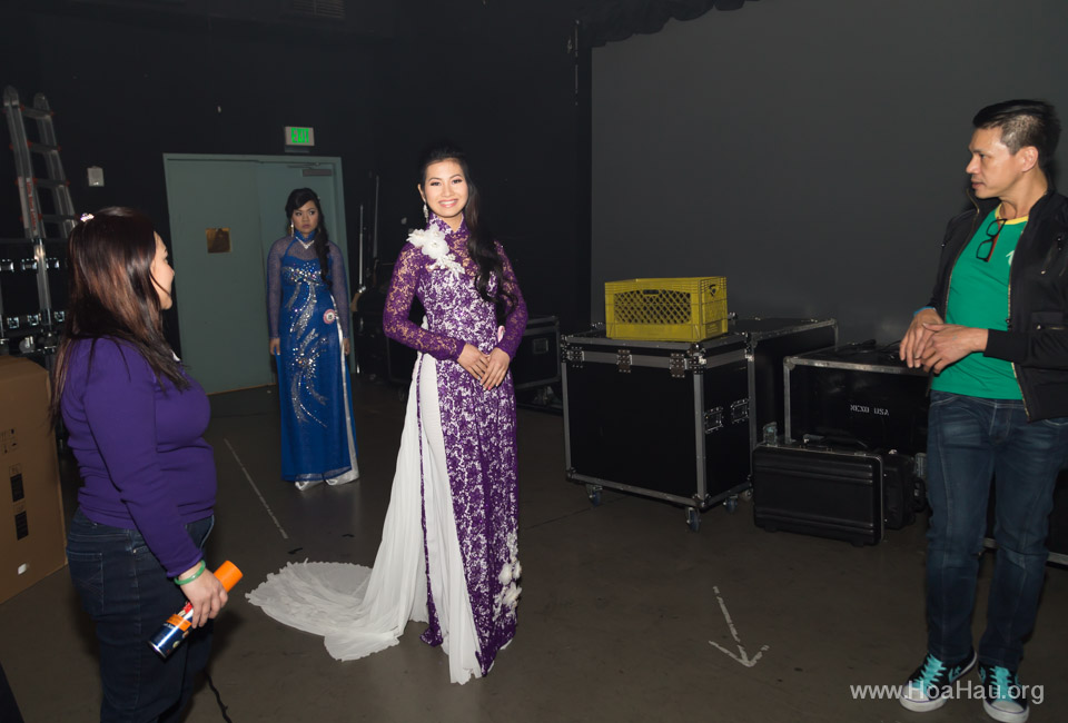 Miss Vietnam of Northern California 2014 - Hoa Hau Ao Dai Bac Cali 2014 - Behind the Scenes - Image 233