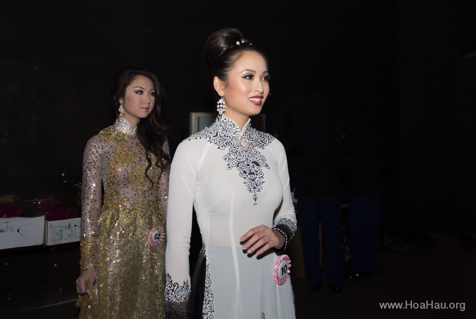 Miss Vietnam of Northern California 2014 - Hoa Hau Ao Dai Bac Cali 2014 - Behind the Scenes - Image 234