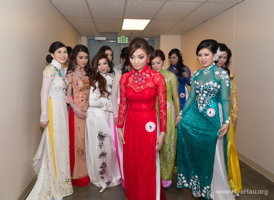 Miss Vietnam of Northern California 2014 - Hoa Hau Ao Dai Bac Cali 2014 - Behind the Scenes - Image 241