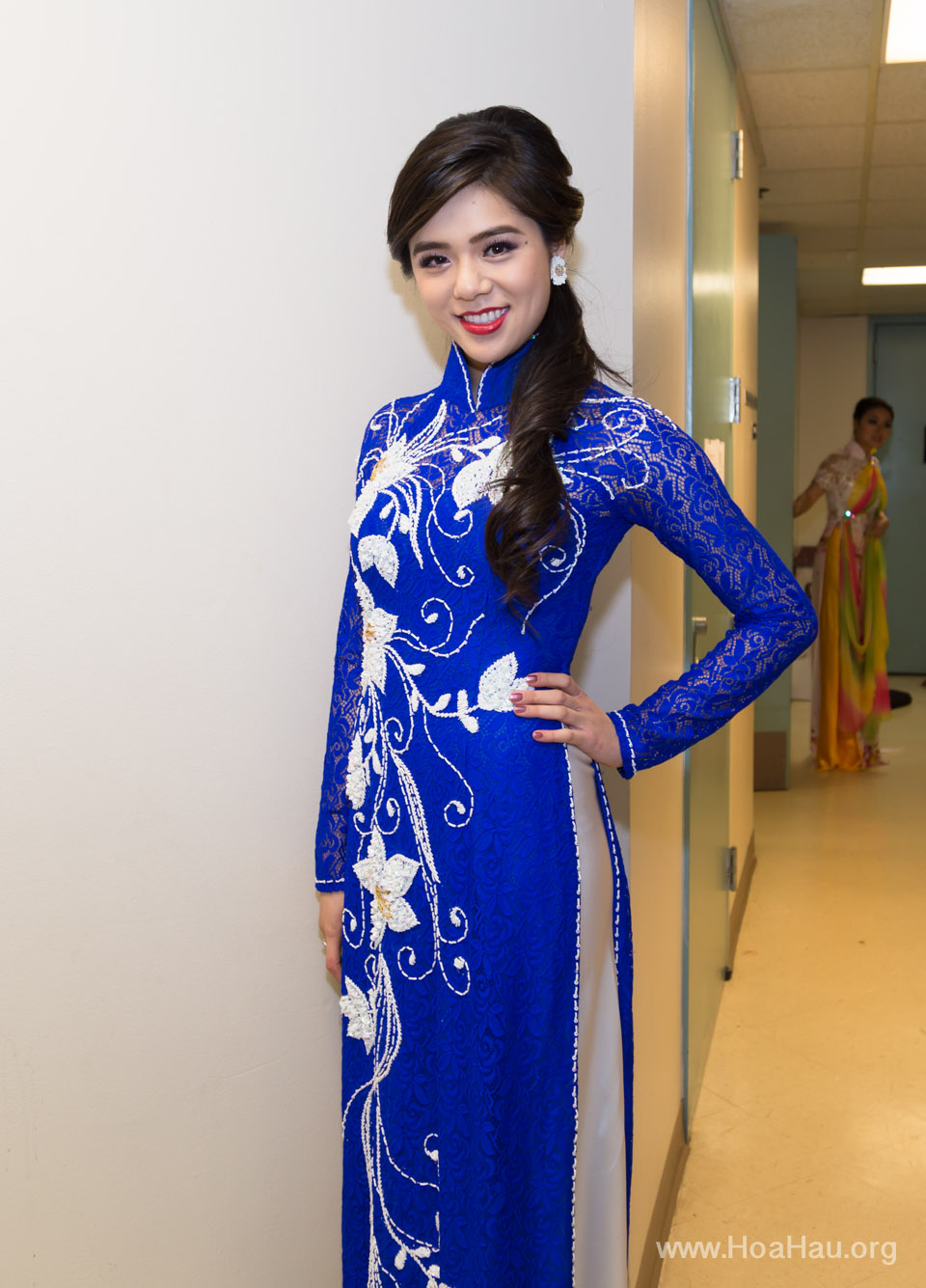Miss Vietnam of Northern California 2014 - Hoa Hau Ao Dai Bac Cali 2014 - Behind the Scenes - Image 243