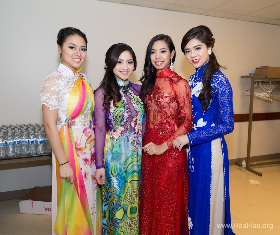 Miss Vietnam of Northern California 2014 - Hoa Hau Ao Dai Bac Cali 2014 - Behind the Scenes - Image 244