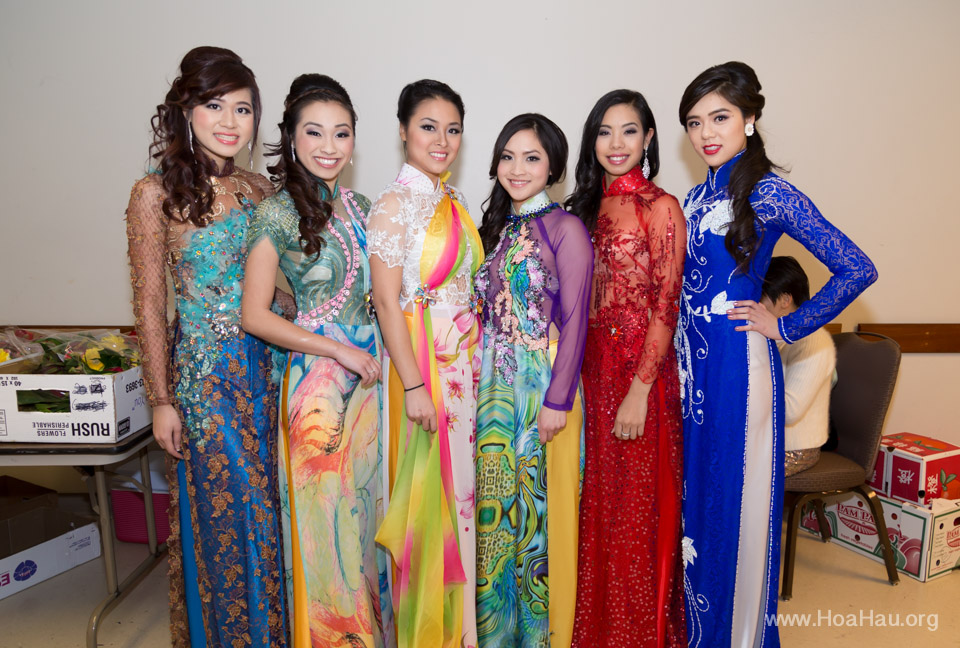 Miss Vietnam of Northern California 2014 - Hoa Hau Ao Dai Bac Cali 2014 - Behind the Scenes - Image 245
