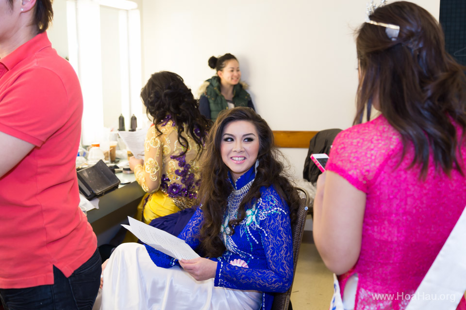 Miss Vietnam of Northern California 2014 - Hoa Hau Ao Dai Bac Cali 2014 - Behind the Scenes - Image 246