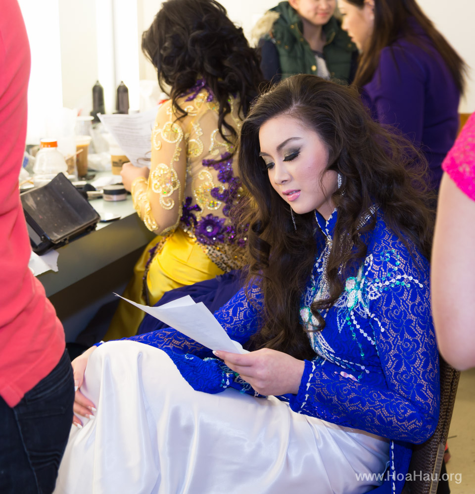 Miss Vietnam of Northern California 2014 - Hoa Hau Ao Dai Bac Cali 2014 - Behind the Scenes - Image 247