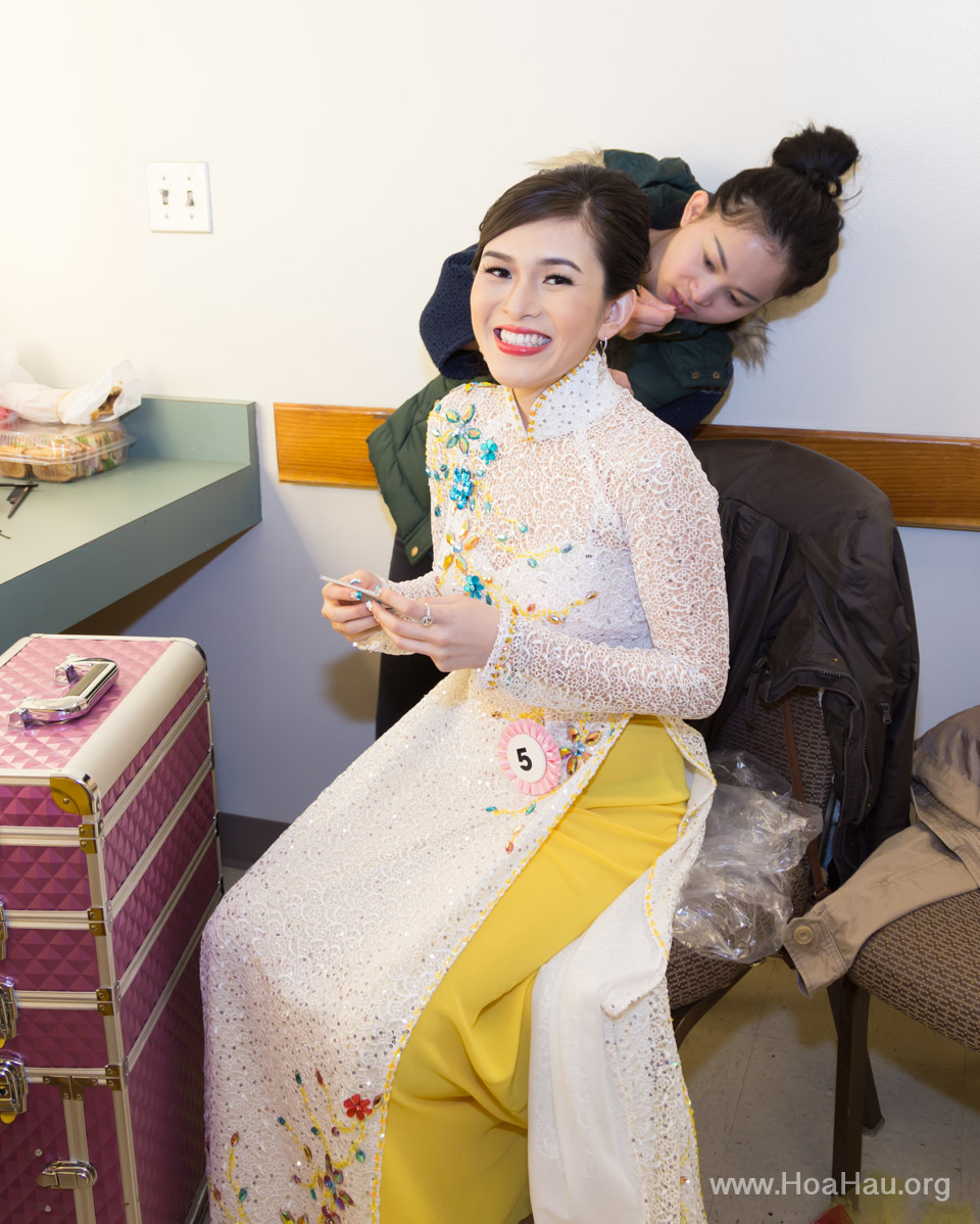 Miss Vietnam of Northern California 2014 - Hoa Hau Ao Dai Bac Cali 2014 - Behind the Scenes - Image 248
