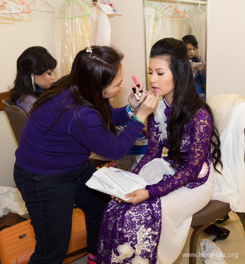 Miss Vietnam of Northern California 2014 - Hoa Hau Ao Dai Bac Cali 2014 - Behind the Scenes - Image 251