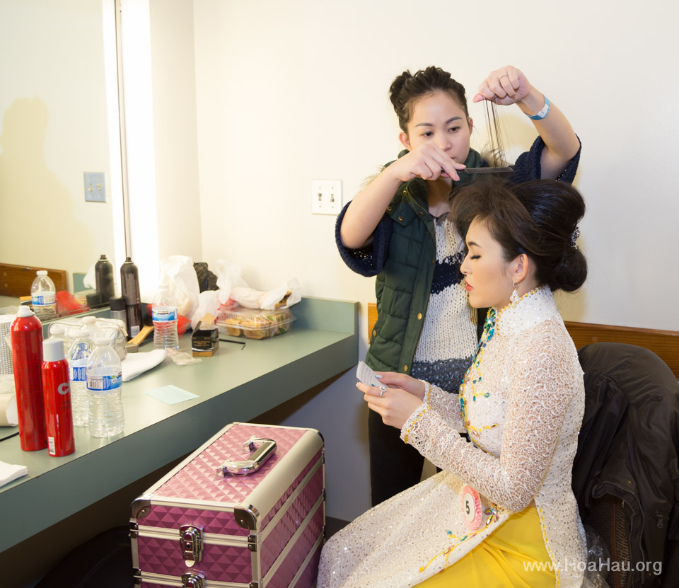Miss Vietnam of Northern California 2014 - Hoa Hau Ao Dai Bac Cali 2014 - Behind the Scenes - Image 254
