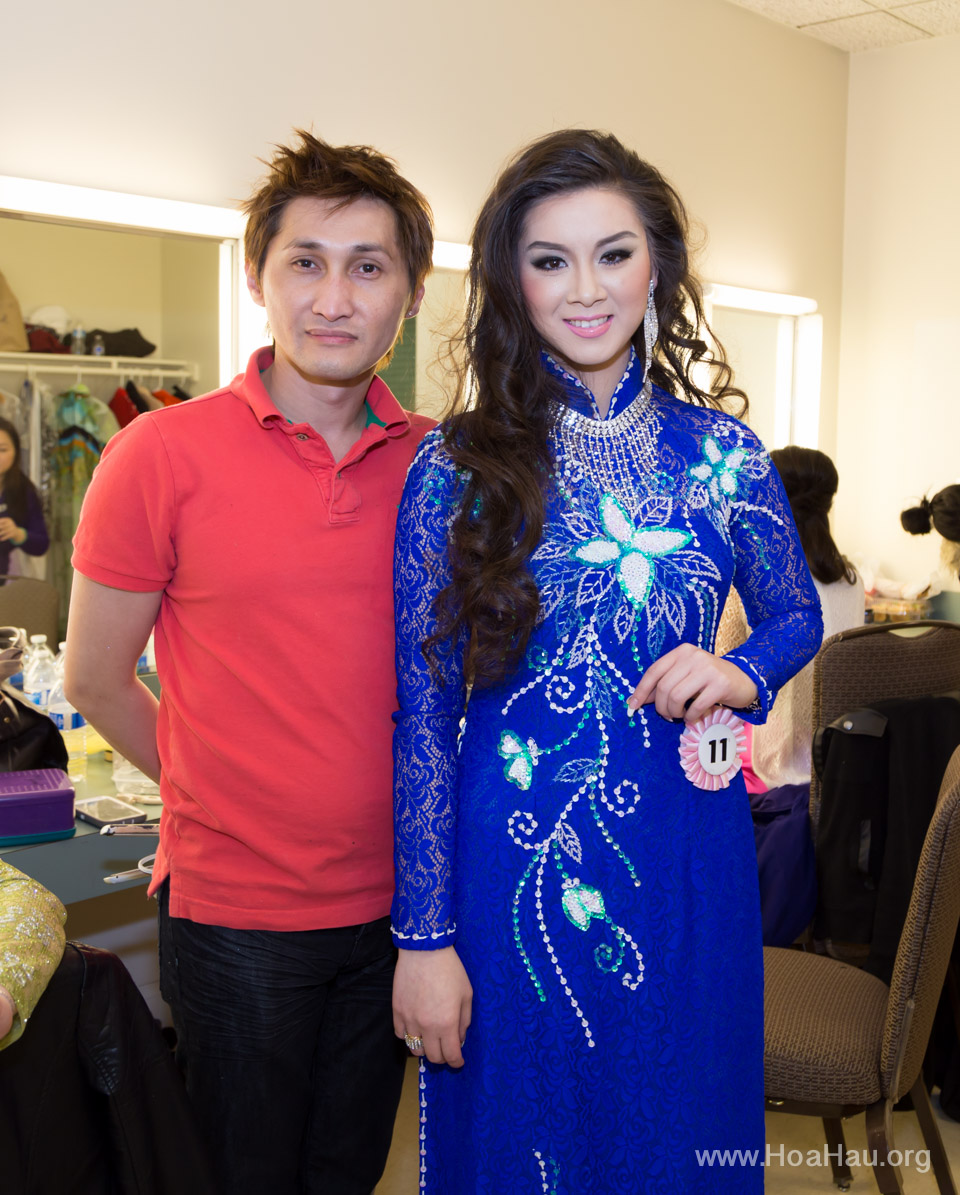 Miss Vietnam of Northern California 2014 - Hoa Hau Ao Dai Bac Cali 2014 - Behind the Scenes - Image 256
