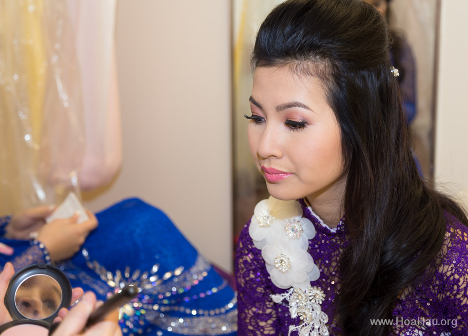 Miss Vietnam of Northern California 2014 - Hoa Hau Ao Dai Bac Cali 2014 - Behind the Scenes - Image 258