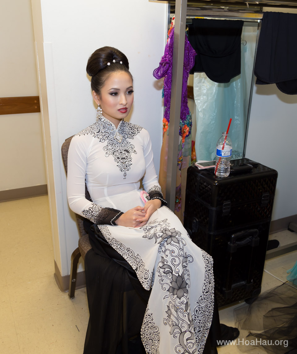 Miss Vietnam of Northern California 2014 - Hoa Hau Ao Dai Bac Cali 2014 - Behind the Scenes - Image 260