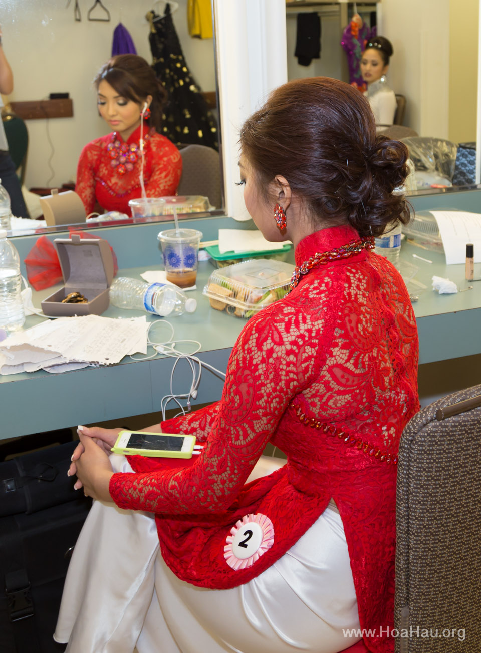 Miss Vietnam of Northern California 2014 - Hoa Hau Ao Dai Bac Cali 2014 - Behind the Scenes - Image 262