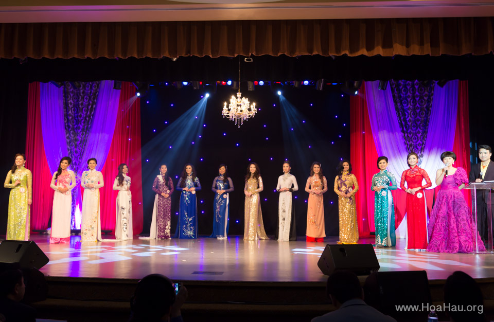 Miss Vietnam of Northern California 2014 - Hoa Hau Ao Dai Bac Cali 2014 - Behind the Scenes - Image 266