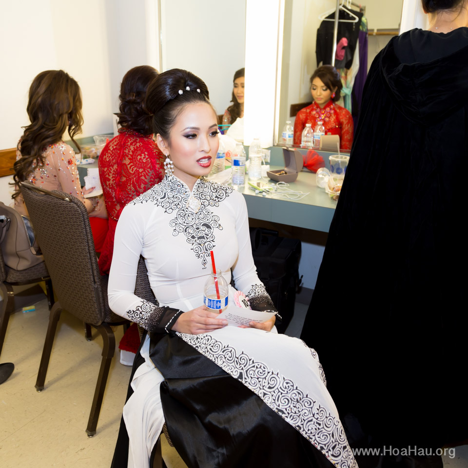 Miss Vietnam of Northern California 2014 - Hoa Hau Ao Dai Bac Cali 2014 - Behind the Scenes - Image 268