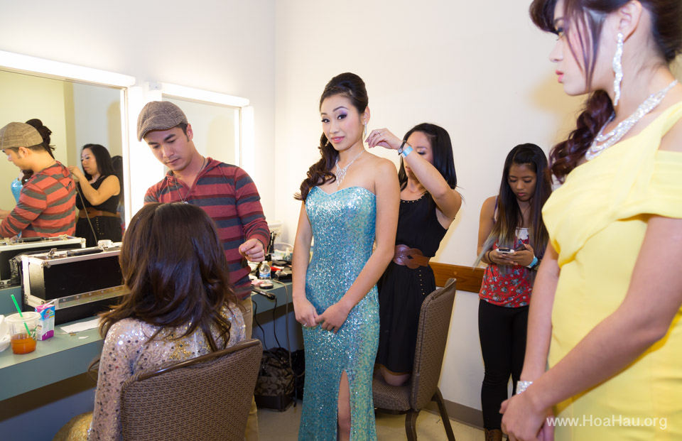 Miss Vietnam of Northern California 2014 - Hoa Hau Ao Dai Bac Cali 2014 - Behind the Scenes - Image 269