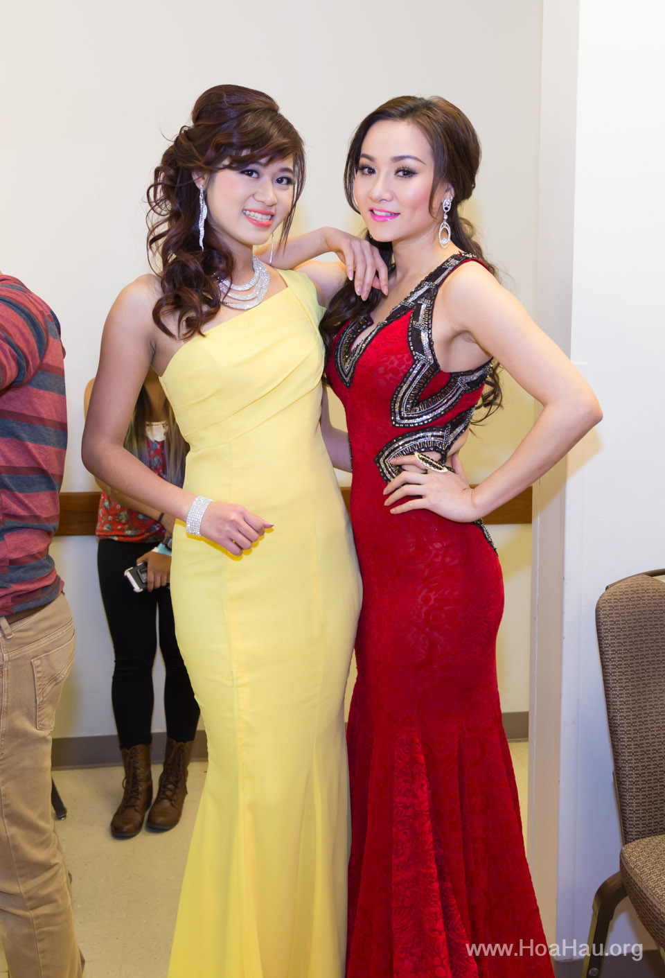 Miss Vietnam of Northern California 2014 - Hoa Hau Ao Dai Bac Cali 2014 - Behind the Scenes - Image 271