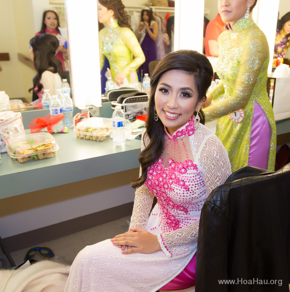 Miss Vietnam of Northern California 2014 - Hoa Hau Ao Dai Bac Cali 2014 - Behind the Scenes - Image 272