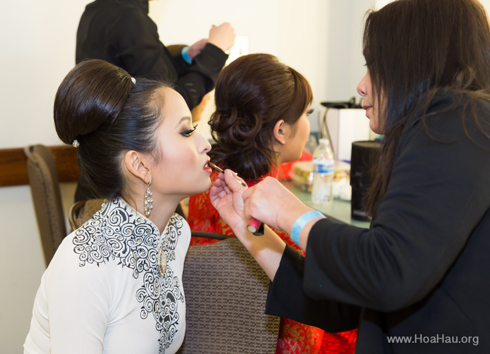 Miss Vietnam of Northern California 2014 - Hoa Hau Ao Dai Bac Cali 2014 - Behind the Scenes - Image 273