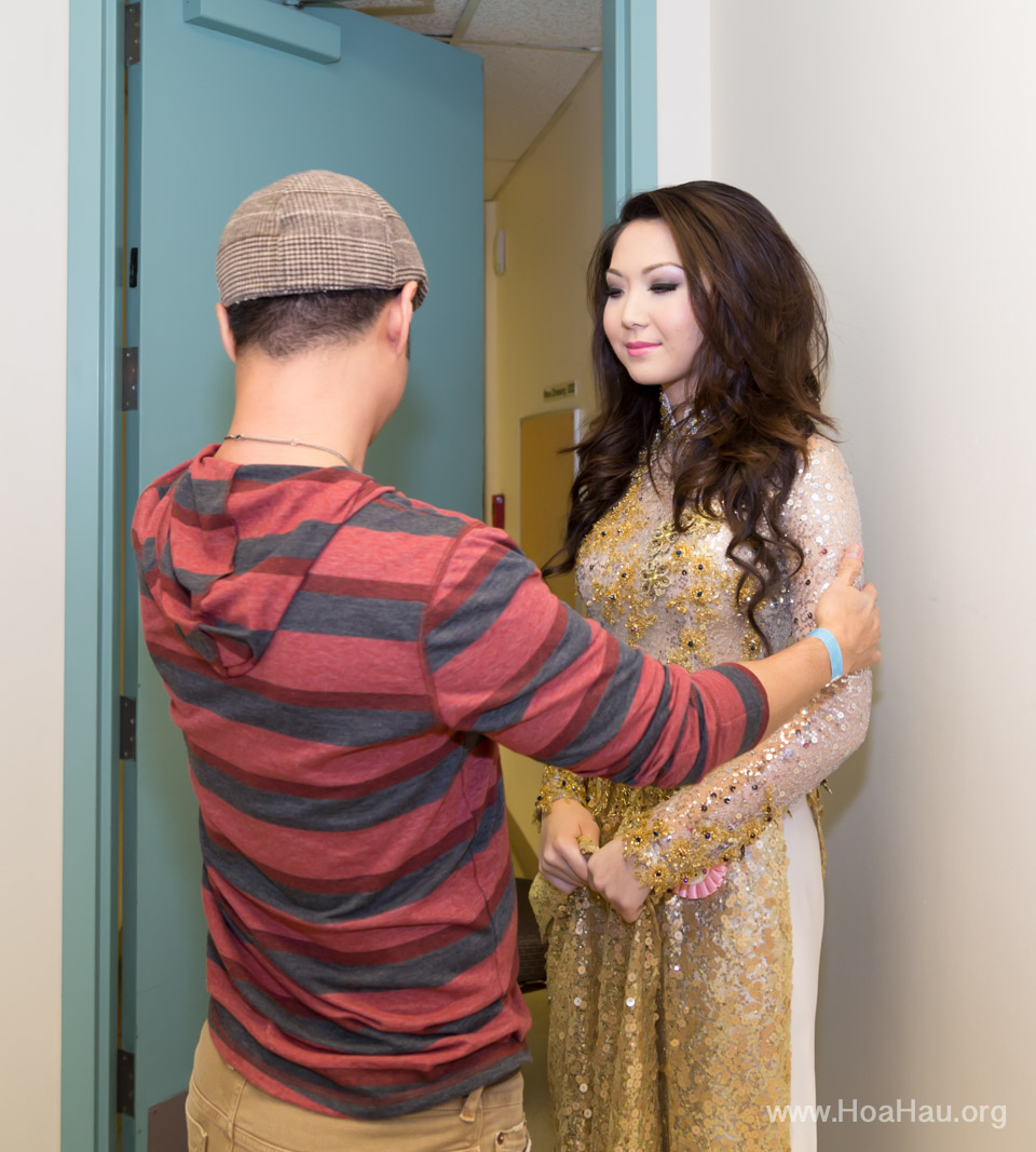 Miss Vietnam of Northern California 2014 - Hoa Hau Ao Dai Bac Cali 2014 - Behind the Scenes - Image 274
