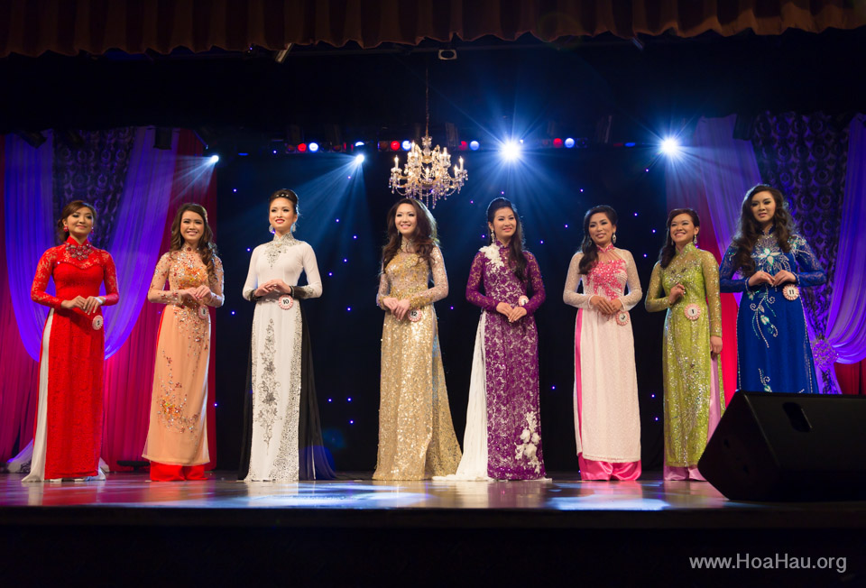 Miss Vietnam of Northern California 2014 - Hoa Hau Ao Dai Bac Cali 2014 - Behind the Scenes - Image 276