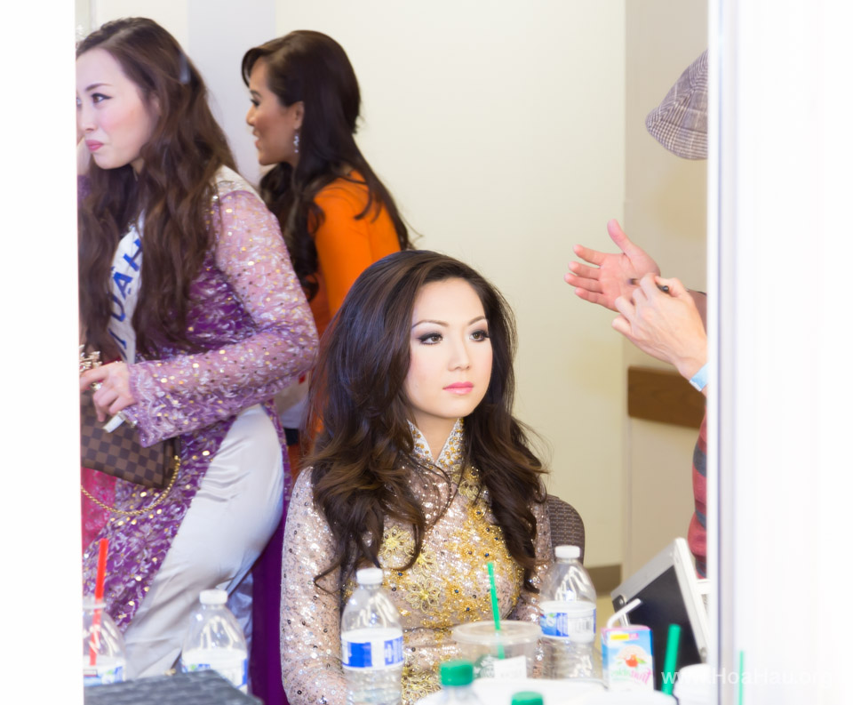 Miss Vietnam of Northern California 2014 - Hoa Hau Ao Dai Bac Cali 2014 - Behind the Scenes - Image 279