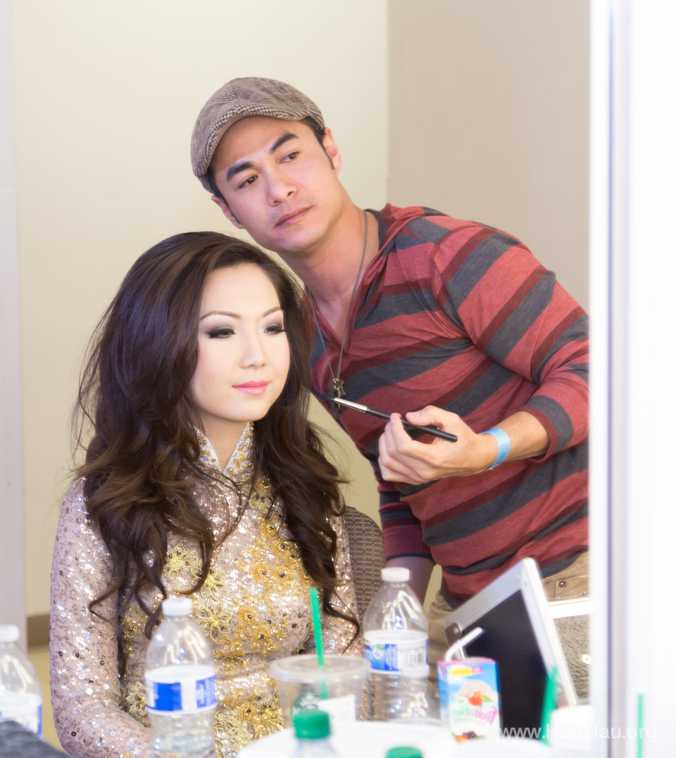 Miss Vietnam of Northern California 2014 - Hoa Hau Ao Dai Bac Cali 2014 - Behind the Scenes - Image 280