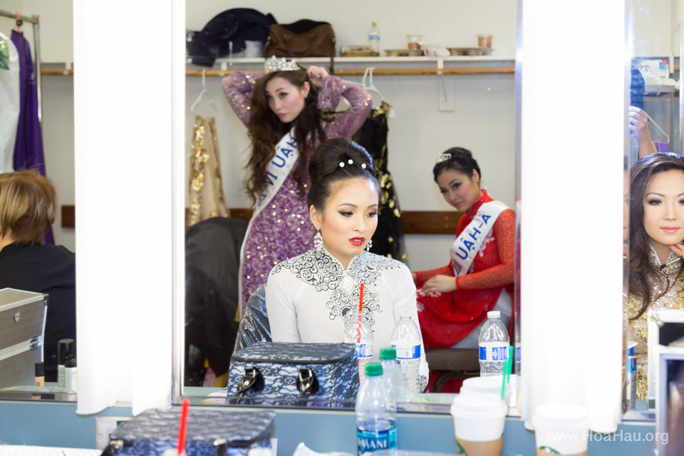 Miss Vietnam of Northern California 2014 - Hoa Hau Ao Dai Bac Cali 2014 - Behind the Scenes - Image 282