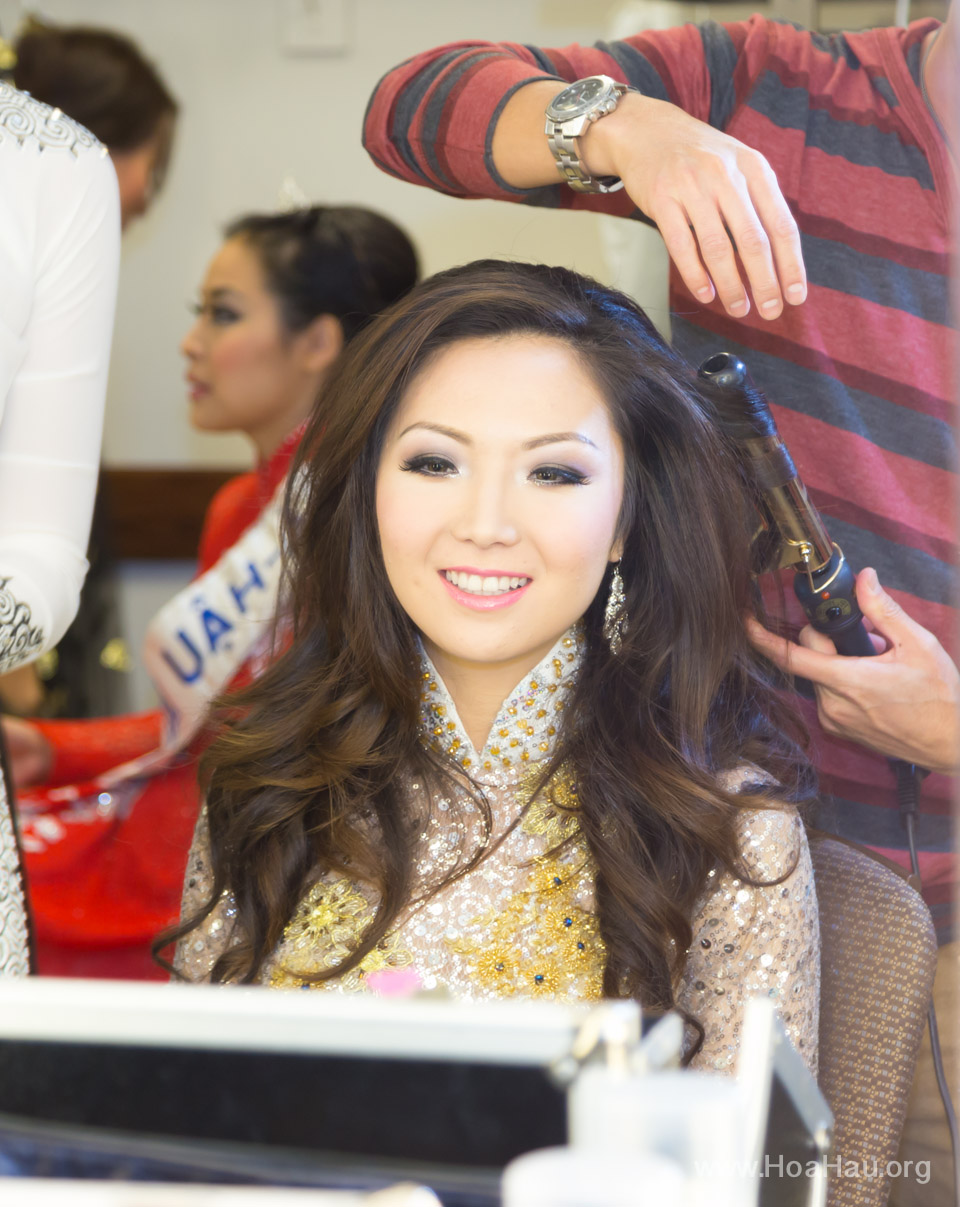 Miss Vietnam of Northern California 2014 - Hoa Hau Ao Dai Bac Cali 2014 - Behind the Scenes - Image 283