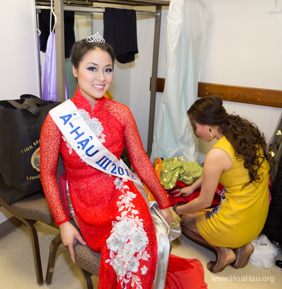 Miss Vietnam of Northern California 2014 - Hoa Hau Ao Dai Bac Cali 2014 - Behind the Scenes - Image 284