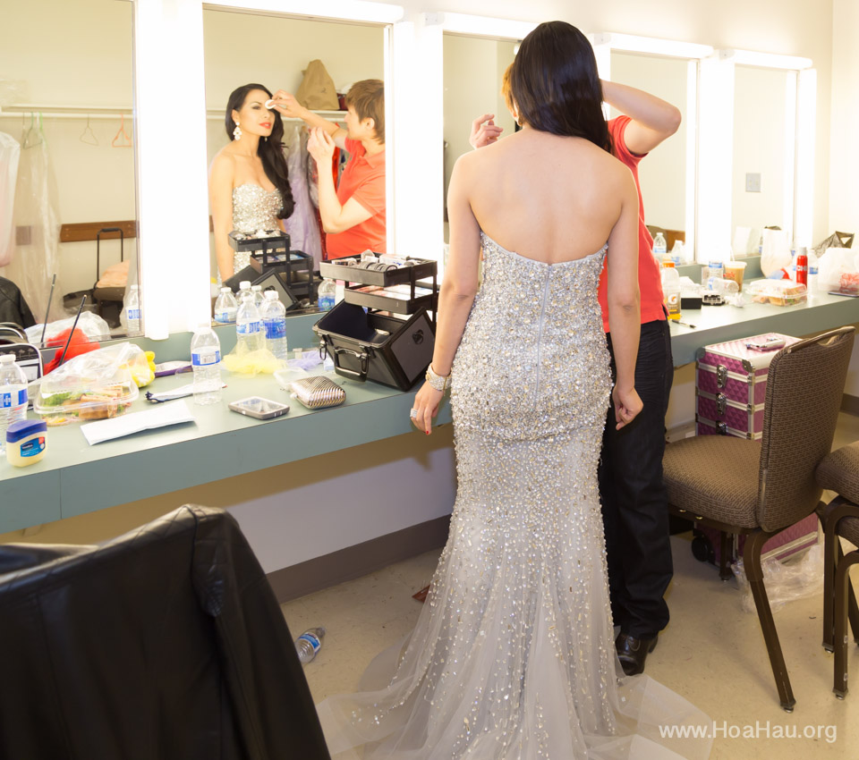 Miss Vietnam of Northern California 2014 - Hoa Hau Ao Dai Bac Cali 2014 - Behind the Scenes - Image 287