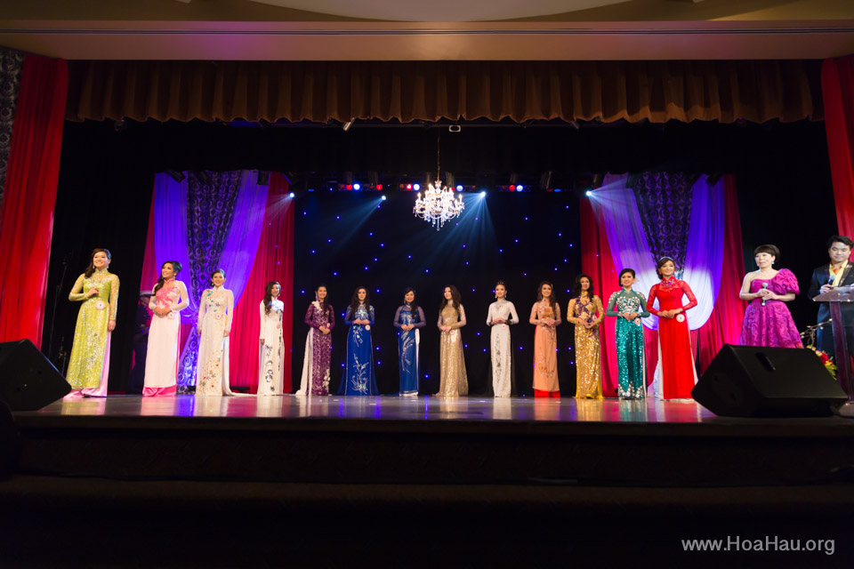 Miss Vietnam of Northern California 2014 - Hoa Hau Ao Dai Bac Cali 2014 - Behind the Scenes - Image 288