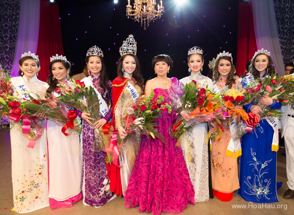 Miss Vietnam of Northern California 2014 - Hoa Hau Ao Dai Bac Cali 2014 - Behind the Scenes - Image 293