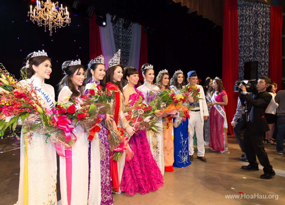 Miss Vietnam of Northern California 2014 - Hoa Hau Ao Dai Bac Cali 2014 - Behind the Scenes - Image 294