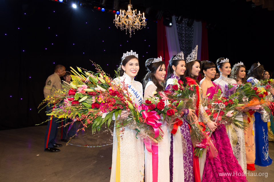 Miss Vietnam of Northern California 2014 - Hoa Hau Ao Dai Bac Cali 2014 - Behind the Scenes - Image 296