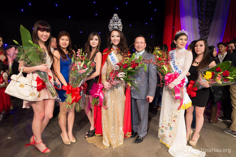 Miss Vietnam of Northern California 2014 - Hoa Hau Ao Dai Bac Cali 2014 - Behind the Scenes - Image 297