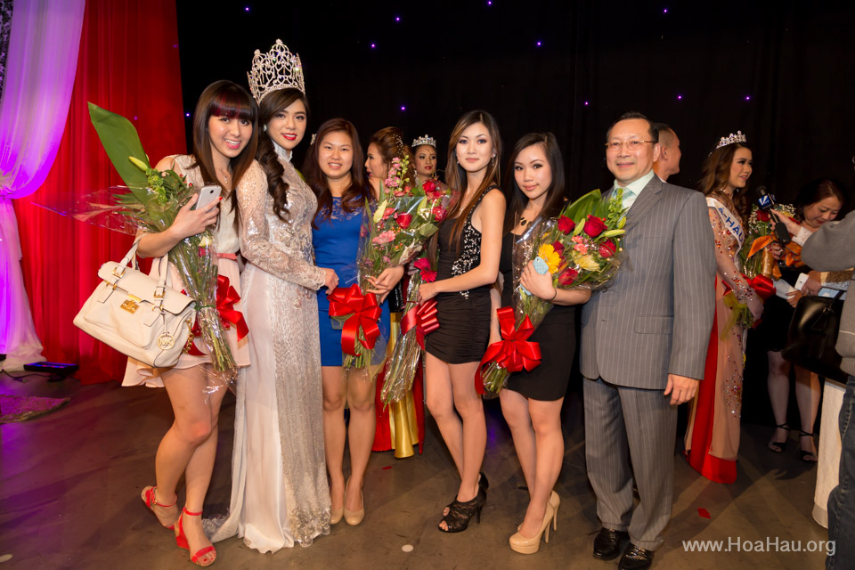 Miss Vietnam of Northern California 2014 - Hoa Hau Ao Dai Bac Cali 2014 - Behind the Scenes - Image 300