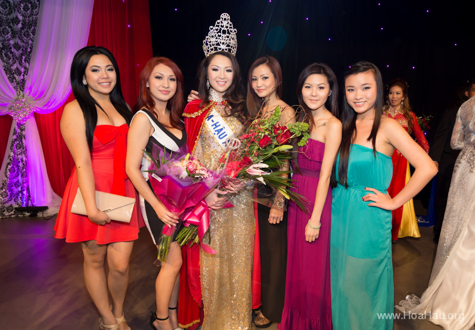 Miss Vietnam of Northern California 2014 - Hoa Hau Ao Dai Bac Cali 2014 - Behind the Scenes - Image 301