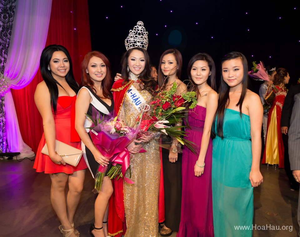 Miss Vietnam of Northern California 2014 - Hoa Hau Ao Dai Bac Cali 2014 - Behind the Scenes - Image 302