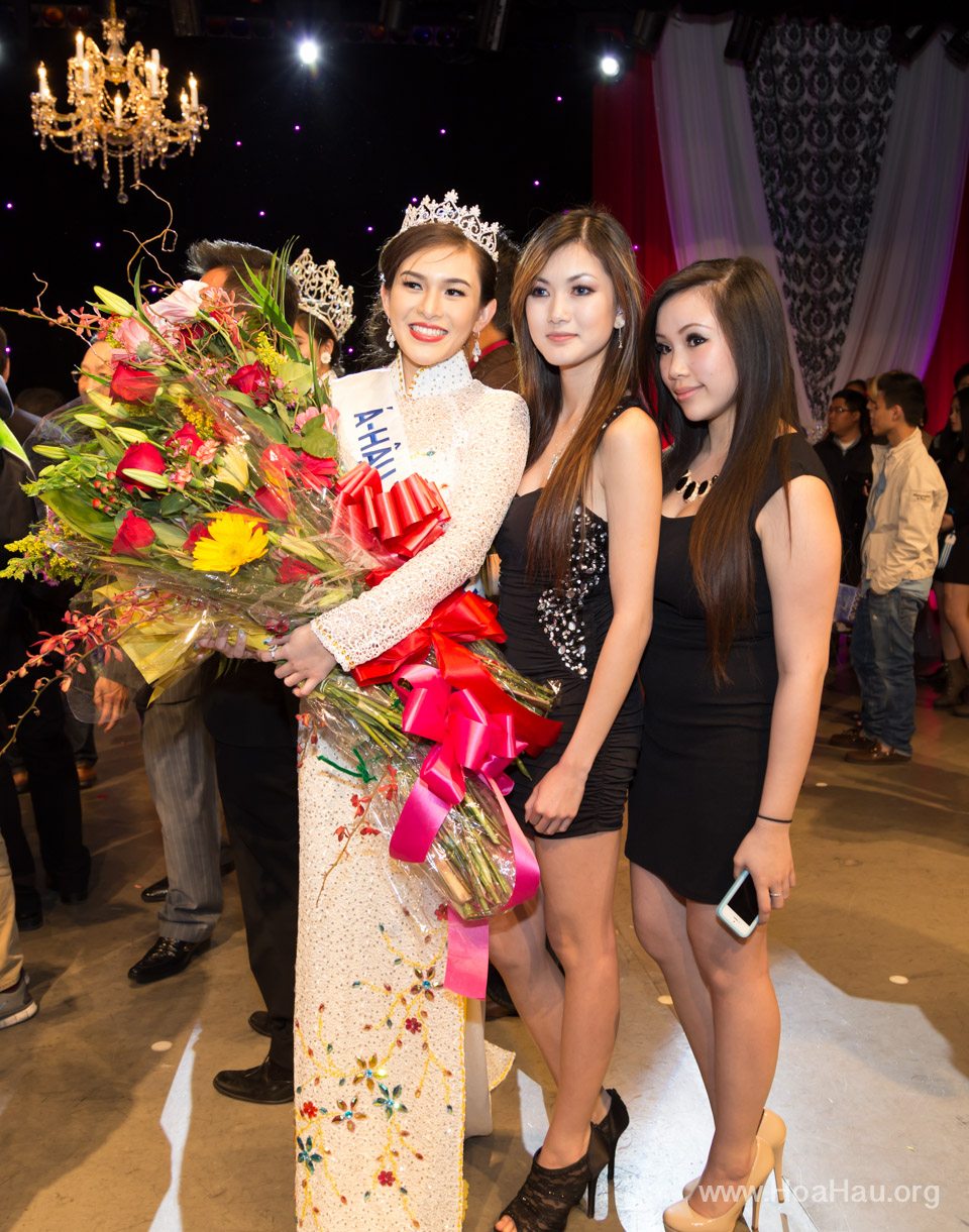 Miss Vietnam of Northern California 2014 - Hoa Hau Ao Dai Bac Cali 2014 - Behind the Scenes - Image 303