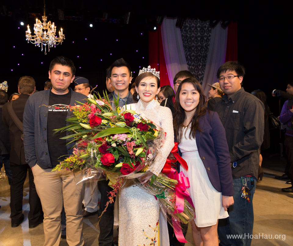 Miss Vietnam of Northern California 2014 - Hoa Hau Ao Dai Bac Cali 2014 - Behind the Scenes - Image 304