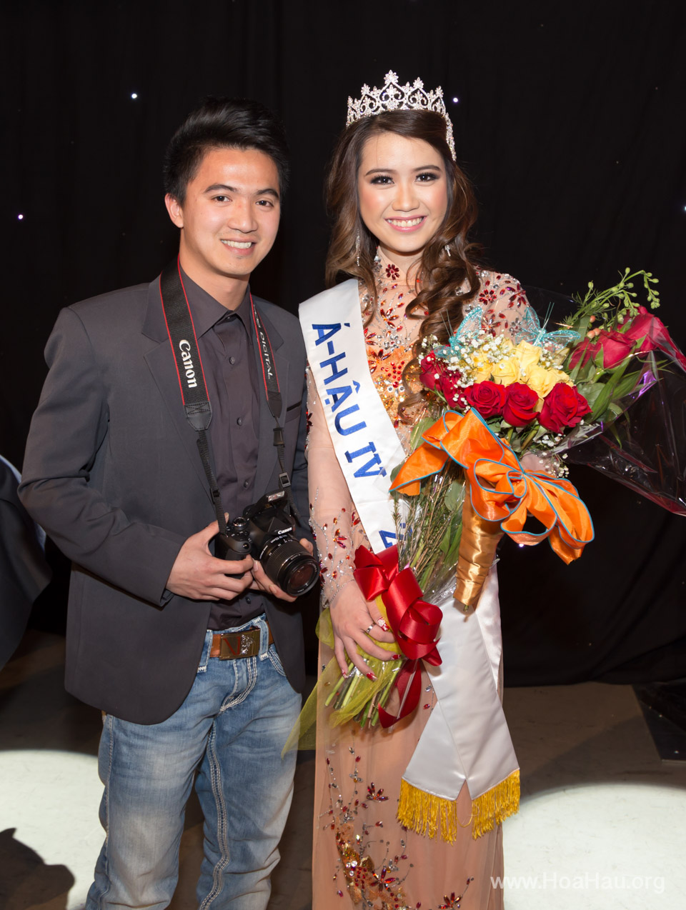 Miss Vietnam of Northern California 2014 - Hoa Hau Ao Dai Bac Cali 2014 - Behind the Scenes - Image 307