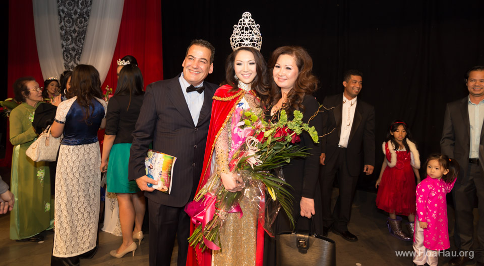 Miss Vietnam of Northern California 2014 - Hoa Hau Ao Dai Bac Cali 2014 - Behind the Scenes - Image 311