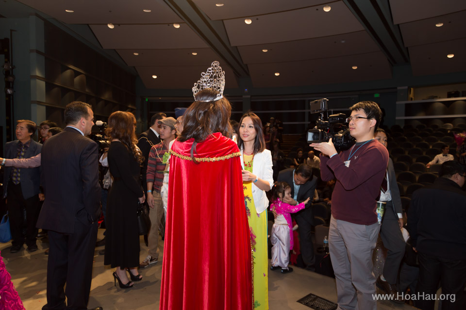 Miss Vietnam of Northern California 2014 - Hoa Hau Ao Dai Bac Cali 2014 - Behind the Scenes - Image 314
