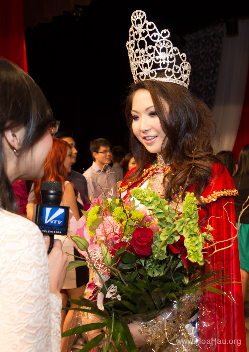 Miss Vietnam of Northern California 2014 - Hoa Hau Ao Dai Bac Cali 2014 - Behind the Scenes - Image 315