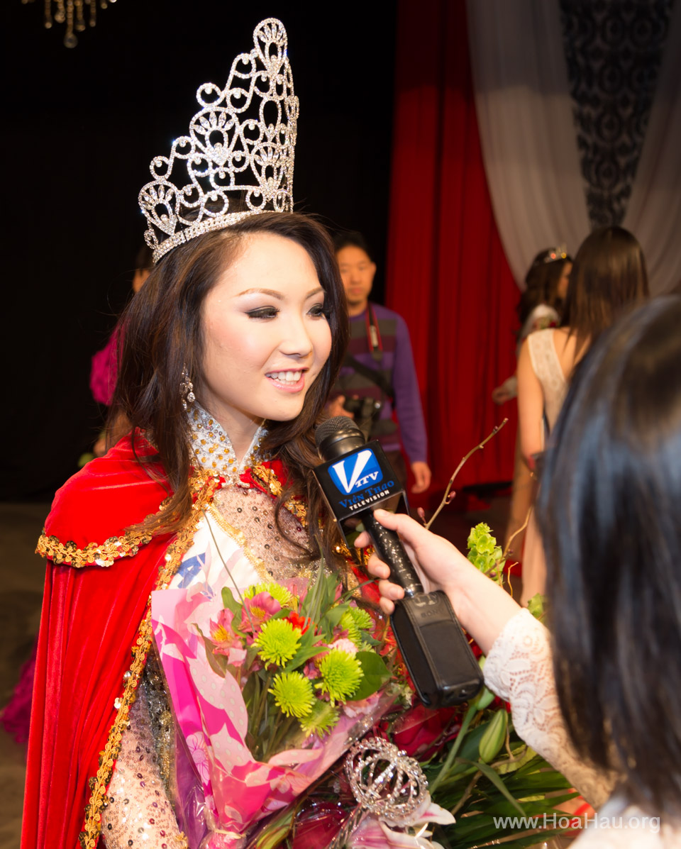 Miss Vietnam of Northern California 2014 - Hoa Hau Ao Dai Bac Cali 2014 - Behind the Scenes - Image 316