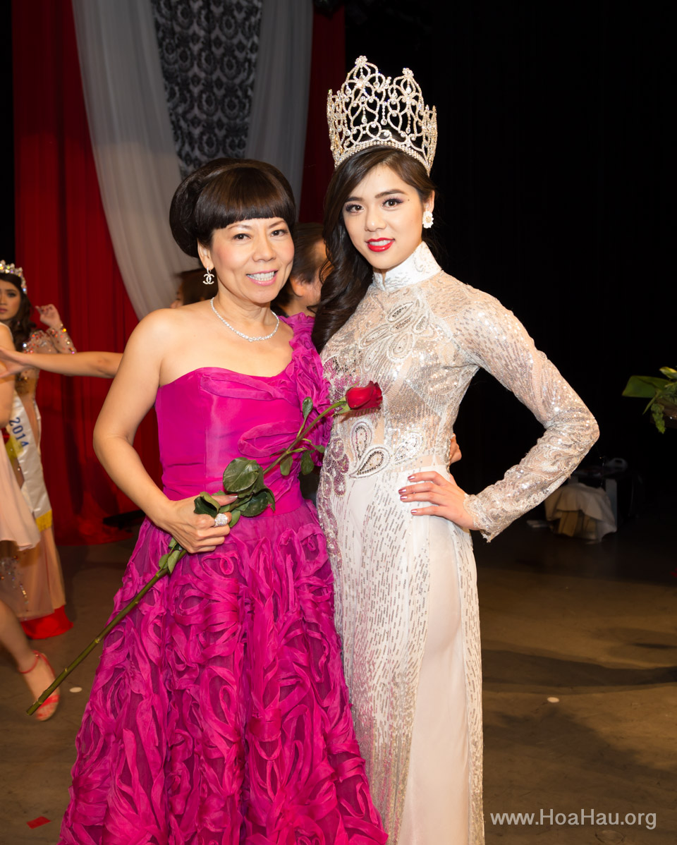 Miss Vietnam of Northern California 2014 - Hoa Hau Ao Dai Bac Cali 2014 - Behind the Scenes - Image 319